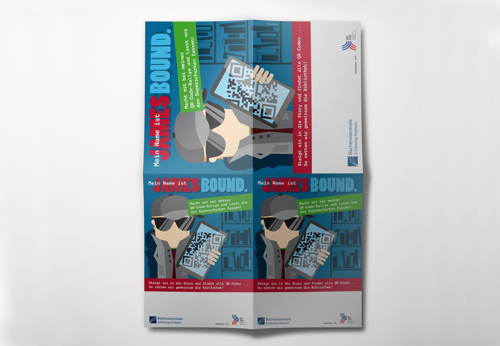 Buechereizentrale Vario Plakat