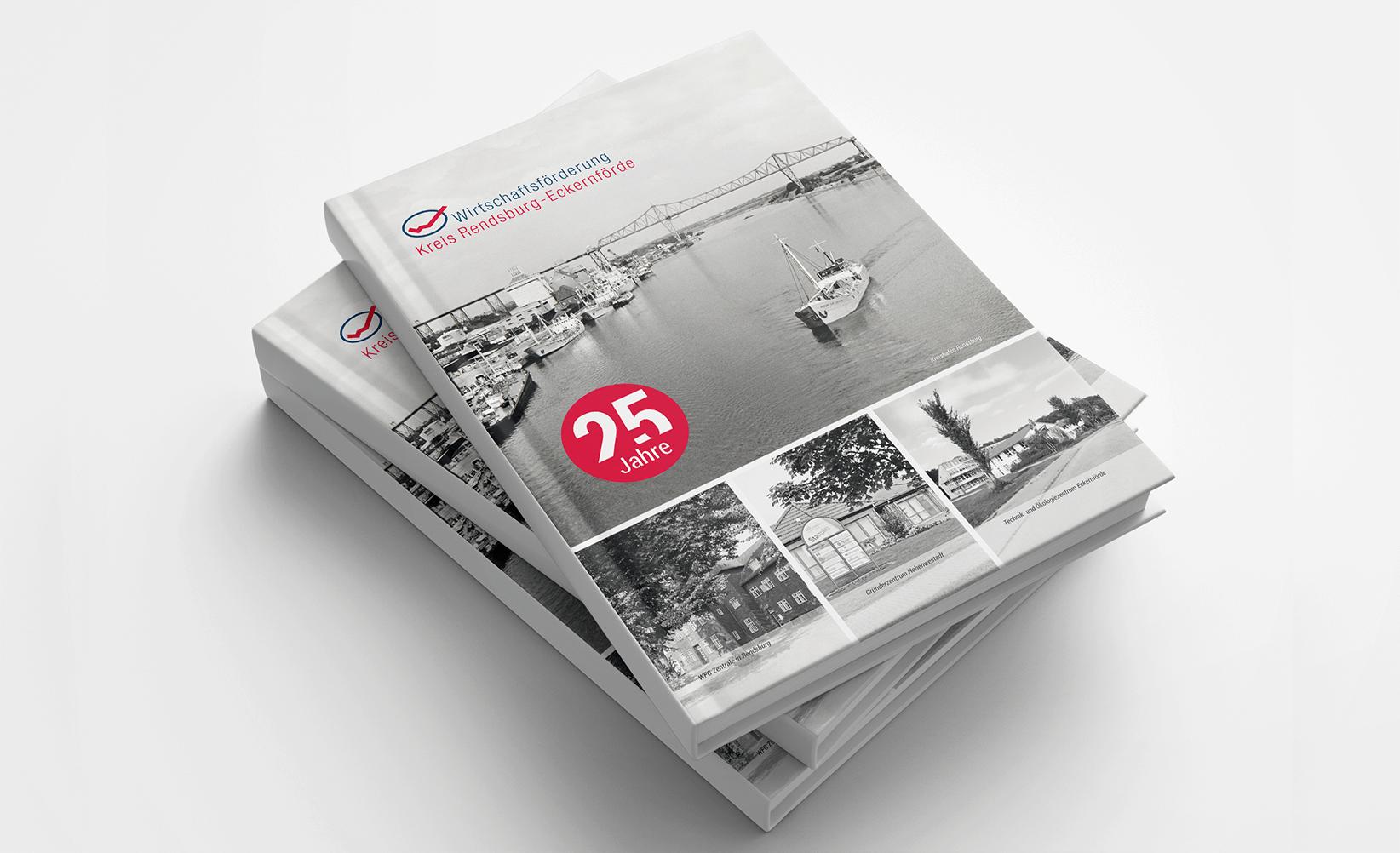 Wirtschaftsförderungsgesellschaft Notizbuch