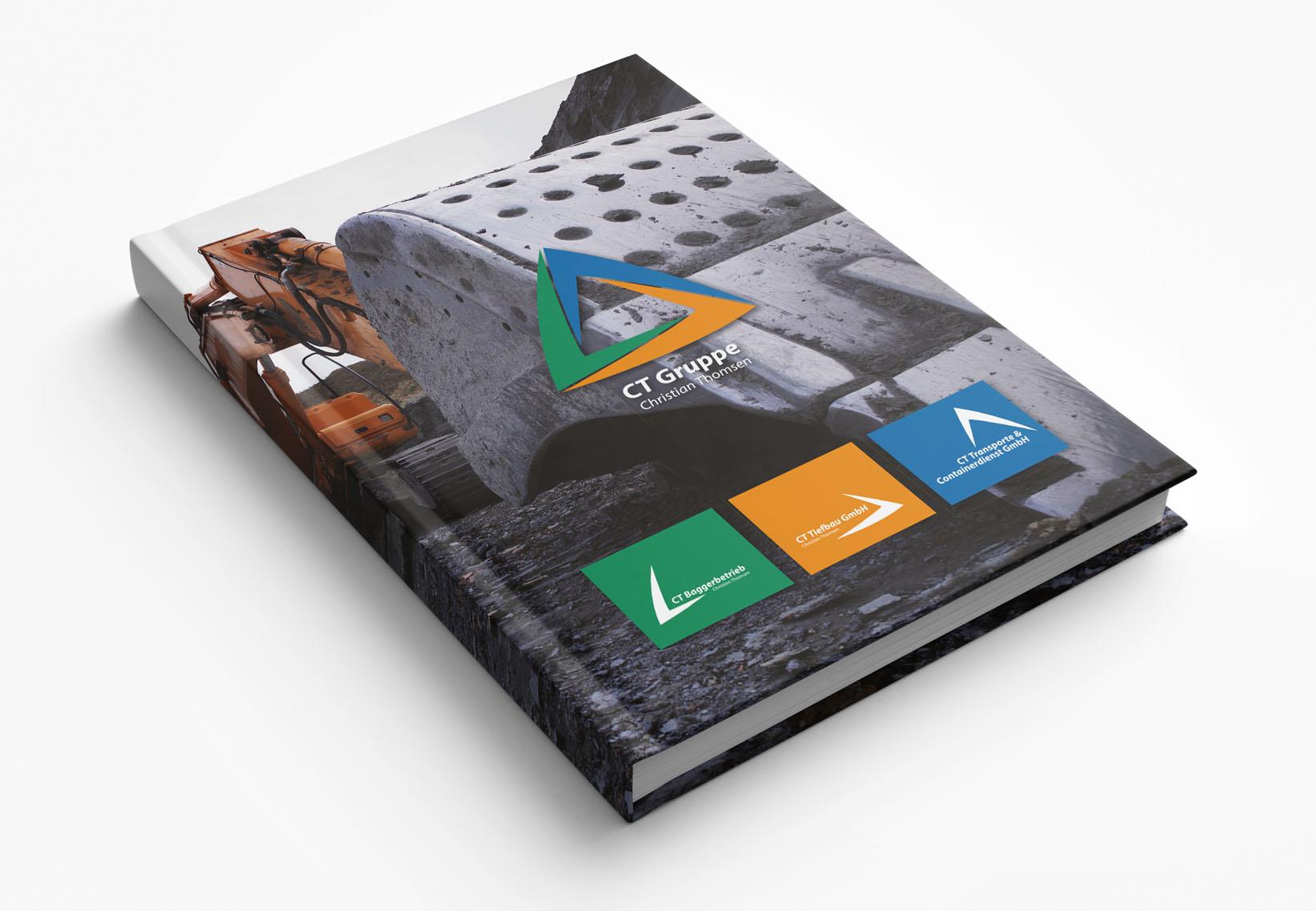Gestaltung Notizbuch A5